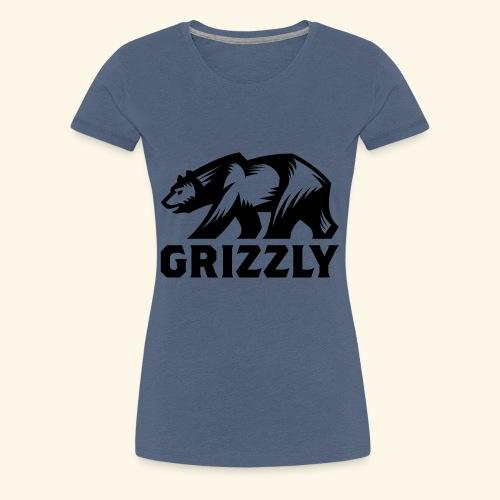 Grizzly - Frauen Premium T-Shirt