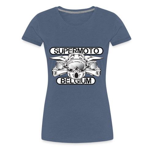 LogoSMB - Vrouwen Premium T-shirt