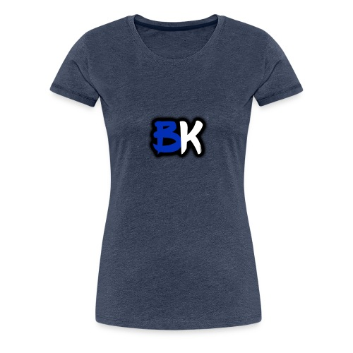 bk - Women's Premium T-Shirt