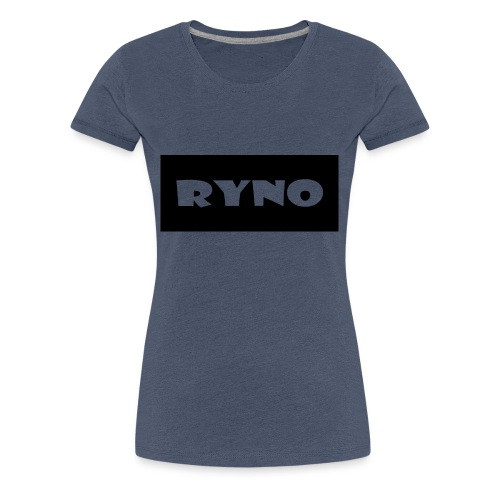 offical apperal of RyNo-GaMiN-224-448 - Women's Premium T-Shirt