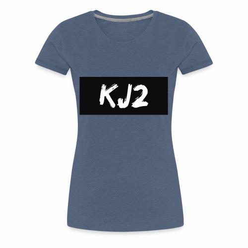 KJ2 merchandises - Women's Premium T-Shirt