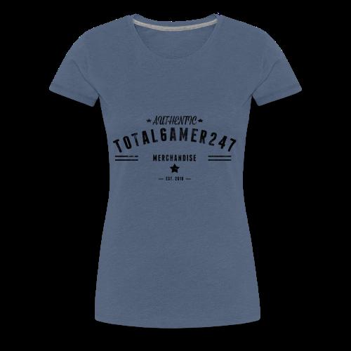 TotalGamer247 Merchandise - Women's Premium T-Shirt