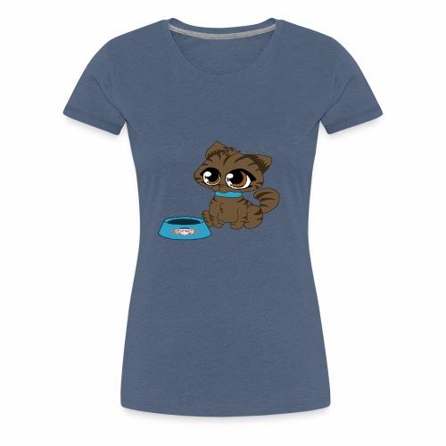 fister cat - Frauen Premium T-Shirt