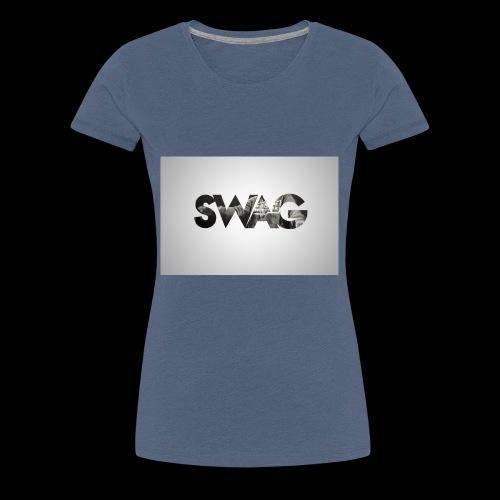 0497AD84 E71A 4629 9FD8 DDC312A106D2 - T-shirt Premium Femme