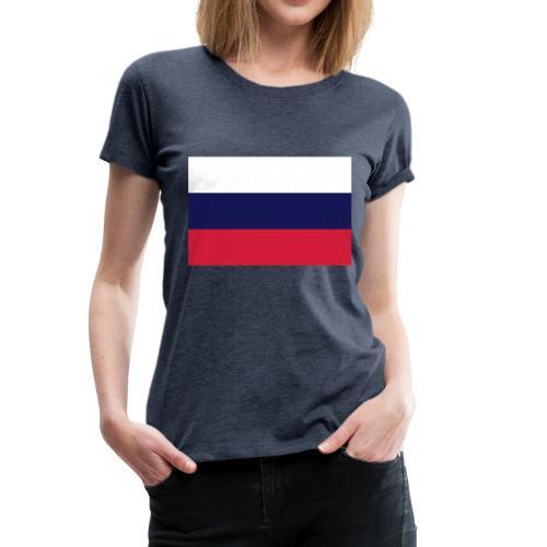 russia 26896 - Frauen Premium T-Shirt