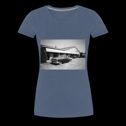 American Cars - Frauen Premium T-Shirt