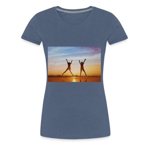 holadays - Women's Premium T-Shirt