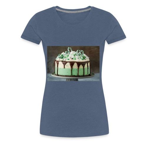 yay - Women's Premium T-Shirt