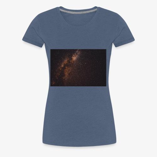 astronomie der Sterne - Frauen Premium T-Shirt