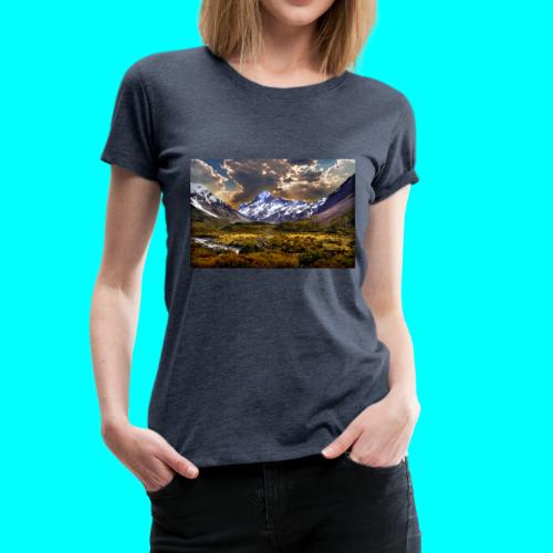 mountain 941507 - Frauen Premium T-Shirt