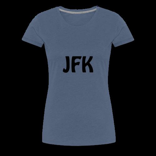 ff - Frauen Premium T-Shirt