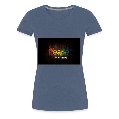Peace Rap Studios - Frauen Premium T-Shirt