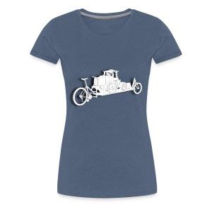 Cargobike Heavylifting - Women's Premium T-Shirt