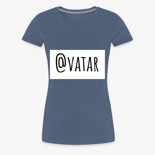 Avatar - Frauen Premium T-Shirt