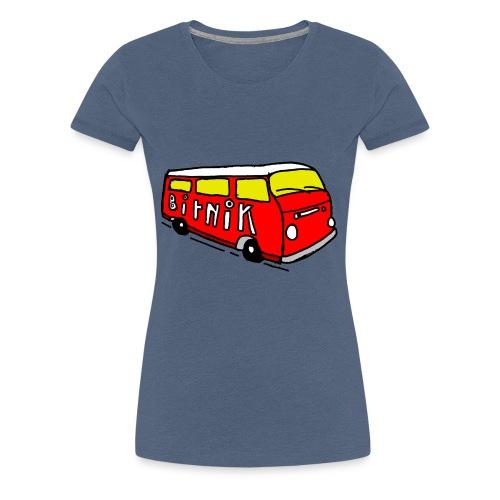 combitnik - T-shirt Premium Femme