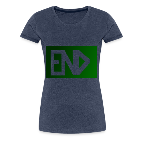 End - Frauen Premium T-Shirt