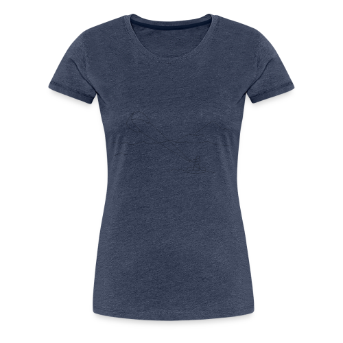 oe1 - Camiseta premium mujer