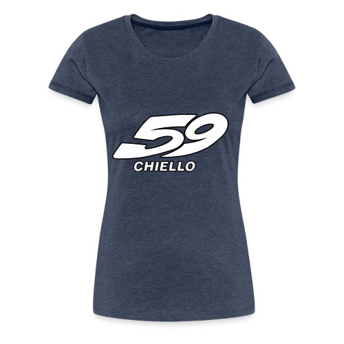 CHIELLO - Maglietta Premium da donna
