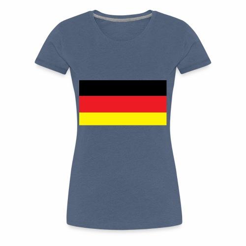 Deutschland Weltmeisterschaft Fußball - Frauen Premium T-Shirt