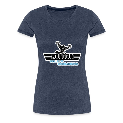 Young Gun Alex Chambers Official Products - Women's Premium T-Shirt