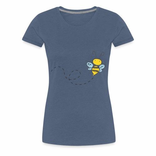 bee - Frauen Premium T-Shirt