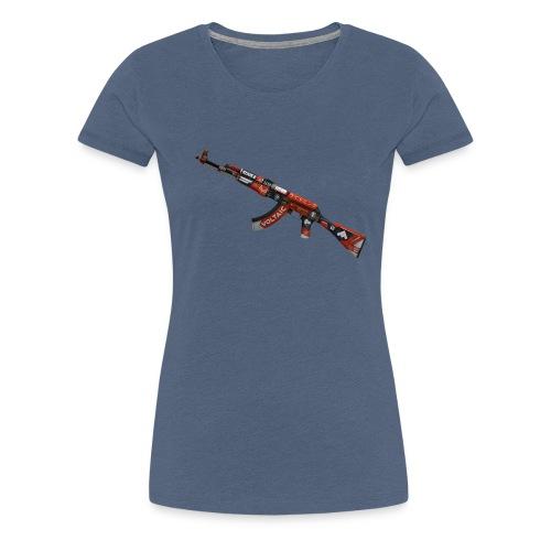 CSGO Blood sport Emblem - Premium-T-shirt dam