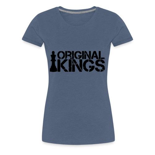 Original Kings - Women's Premium T-Shirt