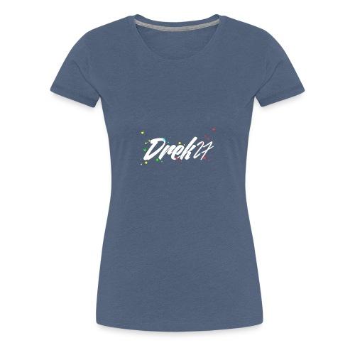 blanc drek - T-shirt Premium Femme