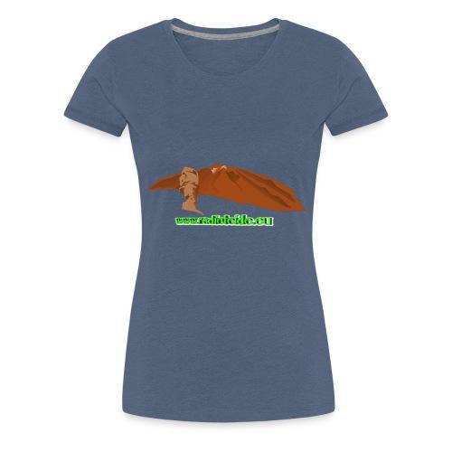 neu logo v1 - Frauen Premium T-Shirt