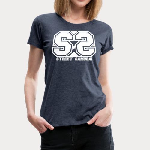 SS Streetsamurai STAR - Frauen Premium T-Shirt