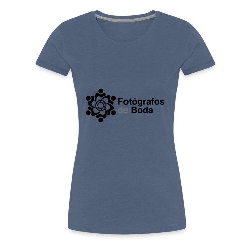 El logo clasico del colectivo FdB - Camiseta premium mujer