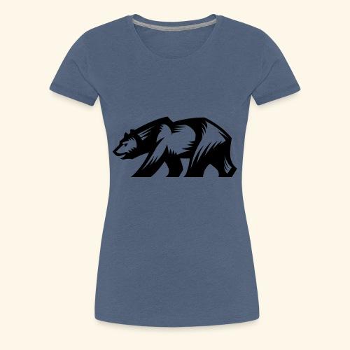 Grizzly Bear - Frauen Premium T-Shirt