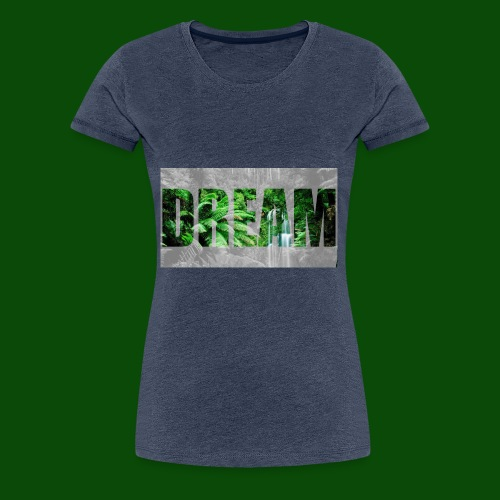 DreamJungle - Frauen Premium T-Shirt