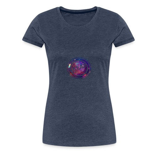 #SKEAZ FOR LIFE - Women's Premium T-Shirt