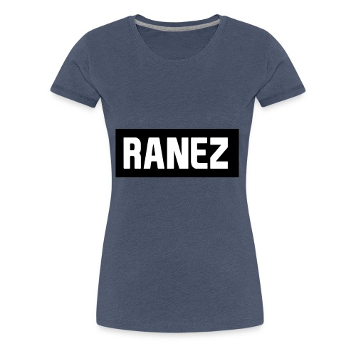 RANEZ MERCH - Women's Premium T-Shirt