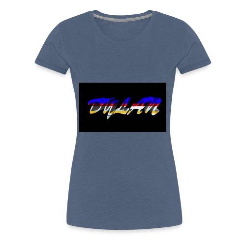 6D65BC3B 2847 4CBD AC3A CC527E5990DD - Women's Premium T-Shirt
