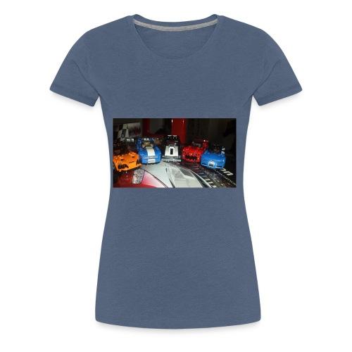 Autos - Frauen Premium T-Shirt