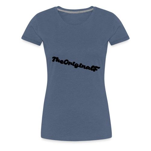 TheOriginalF - Frauen Premium T-Shirt