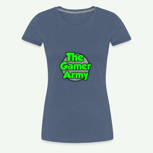 TheGamerArmy - Dame premium T-shirt