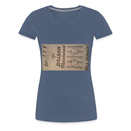 20170323 184455 - T-shirt Premium Femme