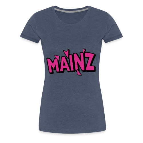bang Mainz - Frauen Premium T-Shirt