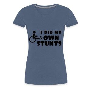 Ownstunts - Vrouwen Premium T-shirt