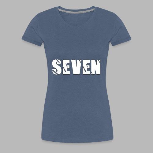 SEVEN - Frauen Premium T-Shirt
