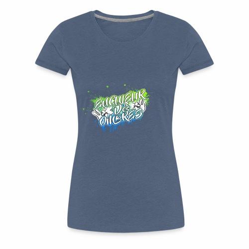 Enculeurdesombres - T-shirt Premium Femme