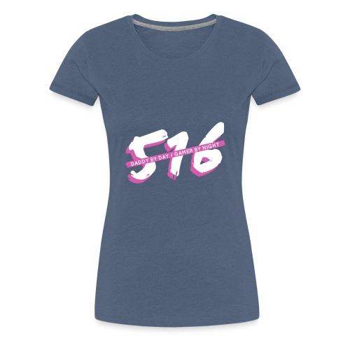516'ers Fan - Women's Premium T-Shirt