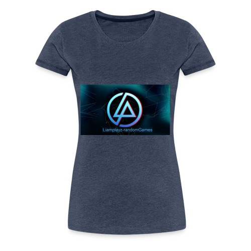 liamplays merch - Women's Premium T-Shirt