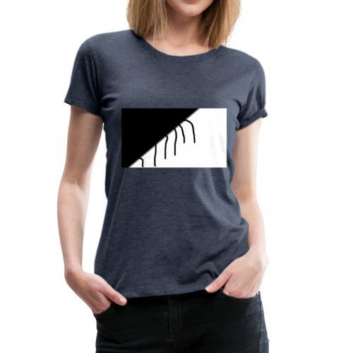 Verlauf - Frauen Premium T-Shirt
