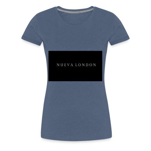 Nueva London - Camiseta premium mujer