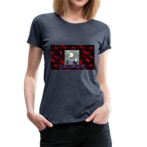 Profil mit Thumbnail - Frauen Premium T-Shirt