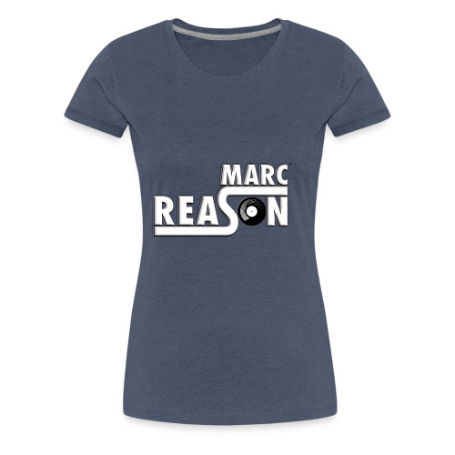 Marc Reason Logo 2012 - Frauen Premium T-Shirt